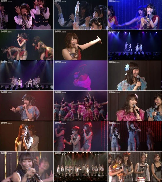 "(LIVE)(公演) NMB48 チームBII ""逆上がり"" 薮下柊の生誕祭 141208"