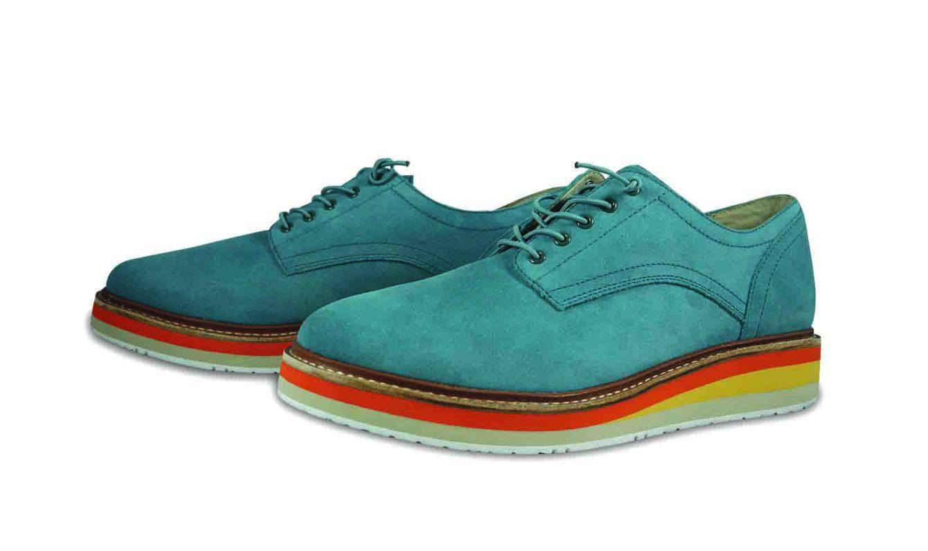*Royal Elastics 2013春夏英式牛津鞋:皇室御用藍! 2
