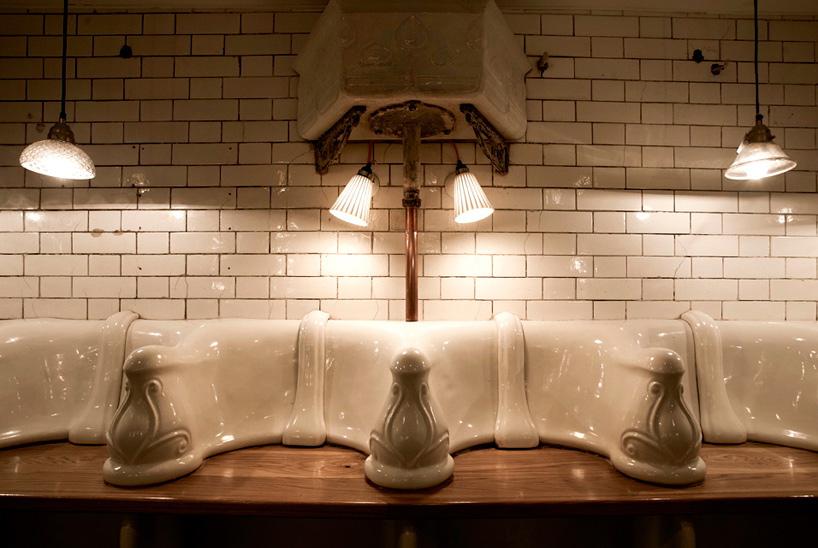 *保有60年代維多利亞風格:attendant廁所咖啡廳! 5