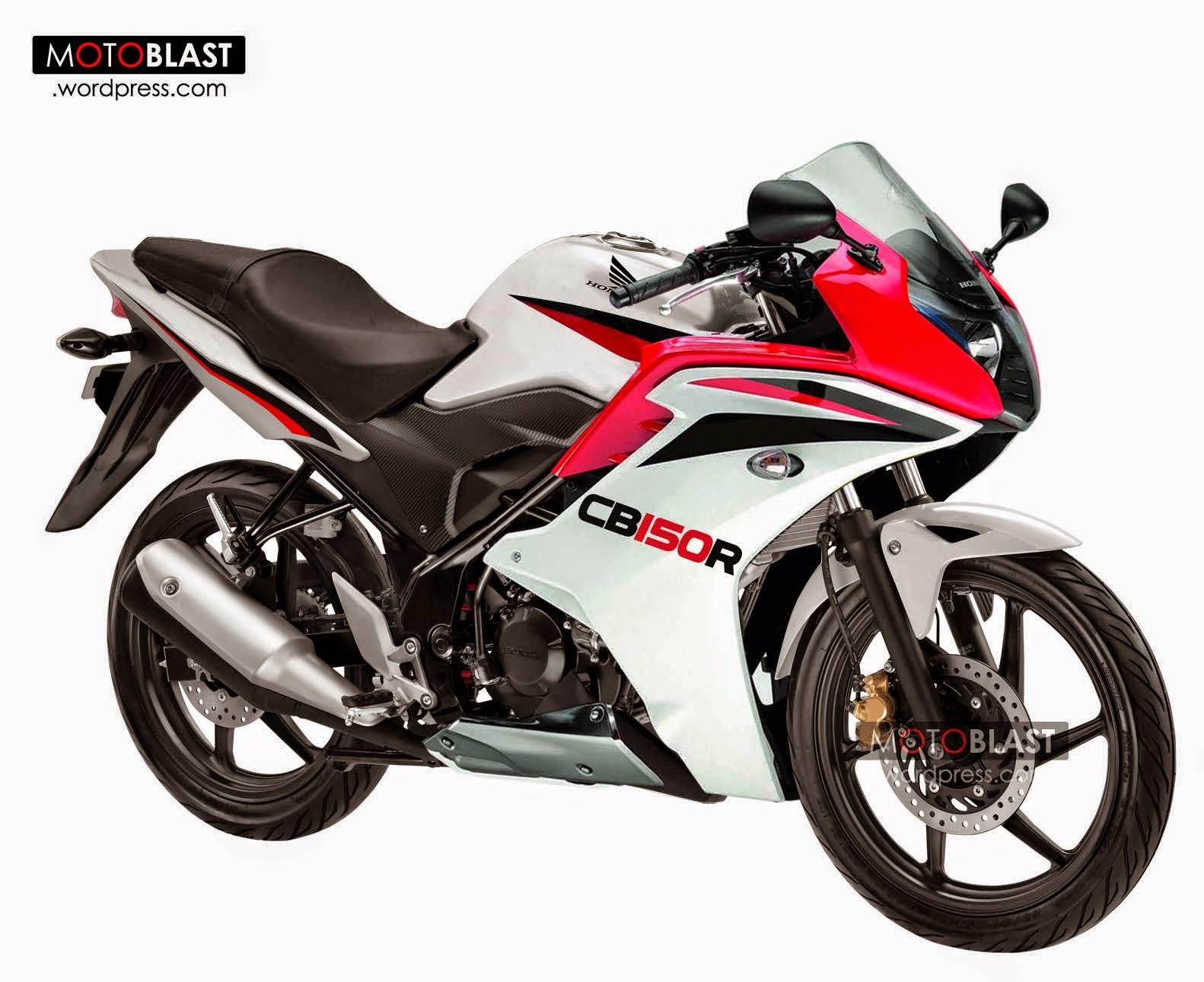 Modifikasi Cb 150 R Street Fighter  Thecitycyclist