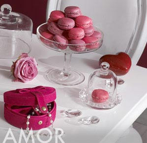 Ideas para decorar la mesa en San Valentín.
