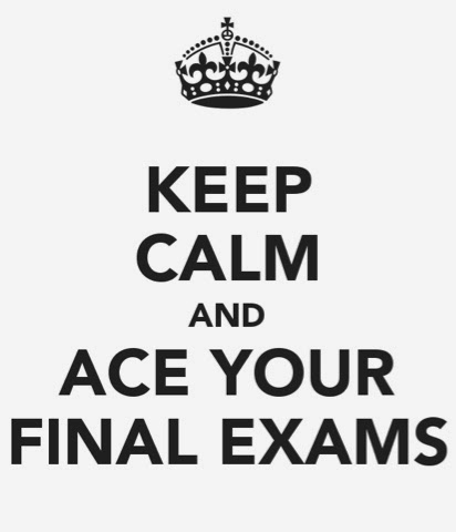 GT-HSOC Student Blog: Good Luck with Final Exams!!