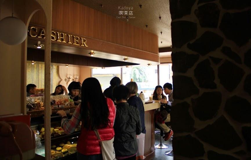 台南東區咖啡館,Kadoya喫茶店-6