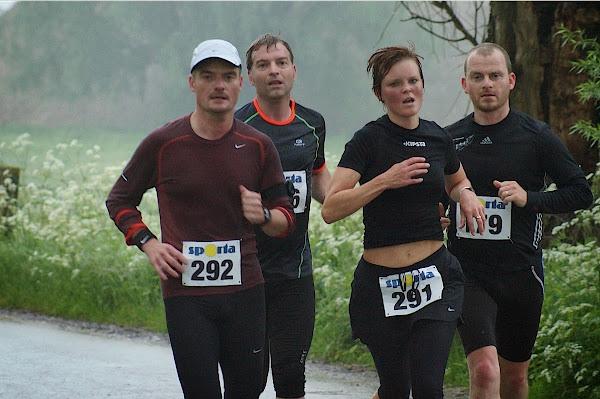 Dwars door de Zilten 2013 - 14 km - Nancy Vande Moortele