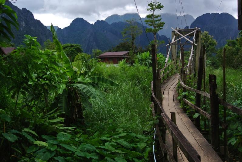 Laos entre los países baratos para viajar de Asia