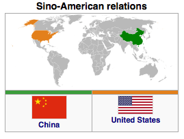 China - US Relations