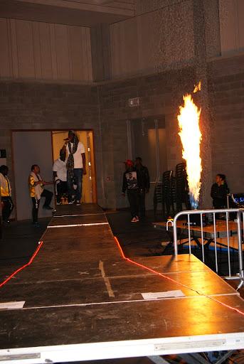 Yves Ngabu bokswedstrijd Zwevezele 11 nov 2013