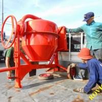 Máy trộn bê tông xuất xưởng đi cửa hàng ở Đồng Nai