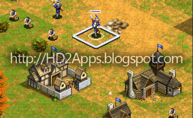 Hd2 Apps Htc Hd2 Games Age Of Empires 3 Aoe Iii V9 0