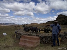 Zulu Memorial at Isandlwana