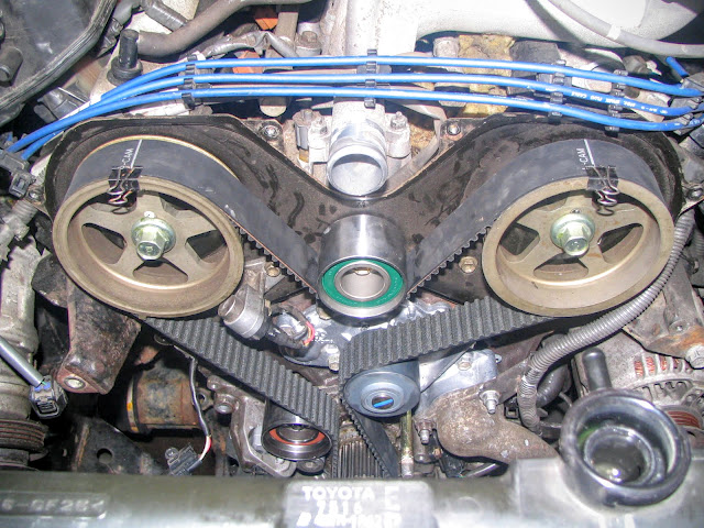 2000 Toyota 4runner Timing Belt