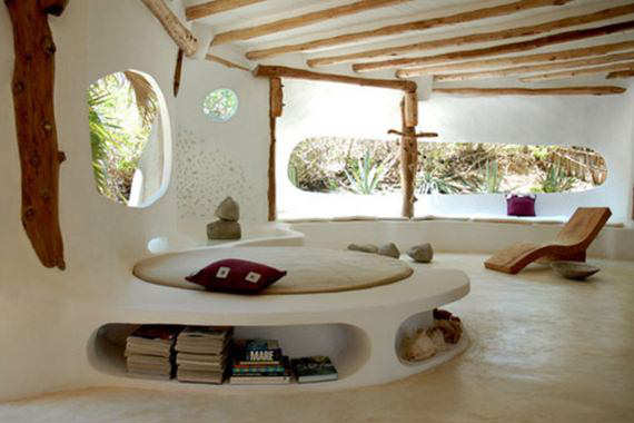 Amazing Homes Built Into Nature