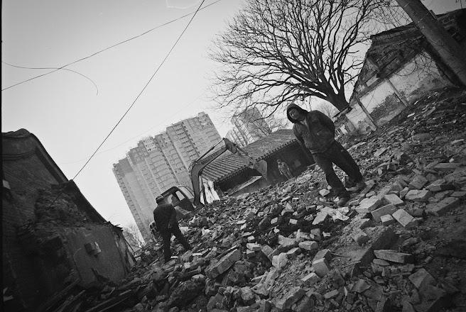 000003 圖輯:拆遷北京