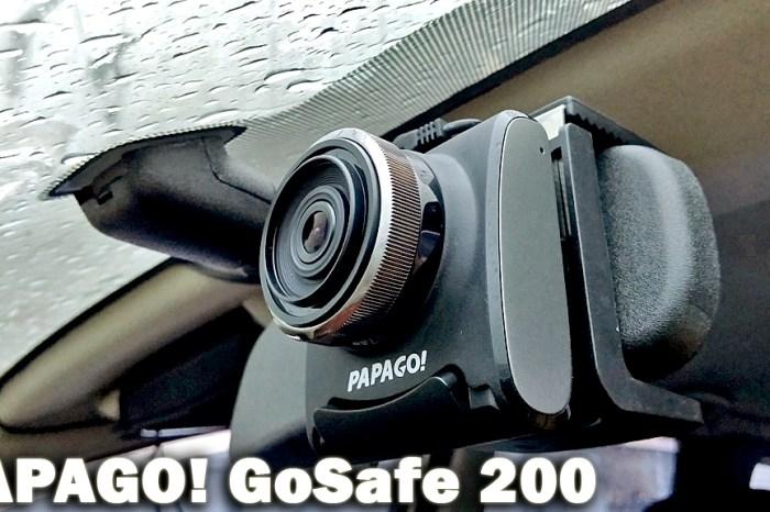 【試用記錄】PAPAGO! GoSafe 200_Part_1_麥德姆颱風