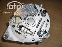lucas 3 pin alternator wiring diagram electrical switch loop alternators - fifers reliant hints & tips