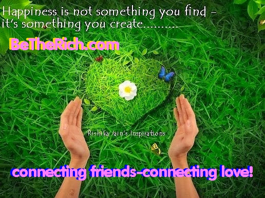 Connecting friends - Connecting love!