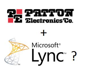 Matt Landis Windows PBX & UC Report: Patton Releases PSTN