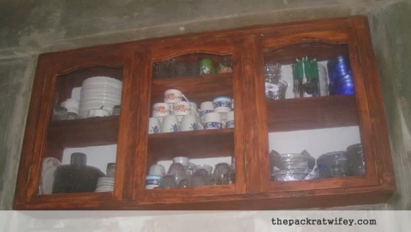 Hanging Kitchen Cabinet