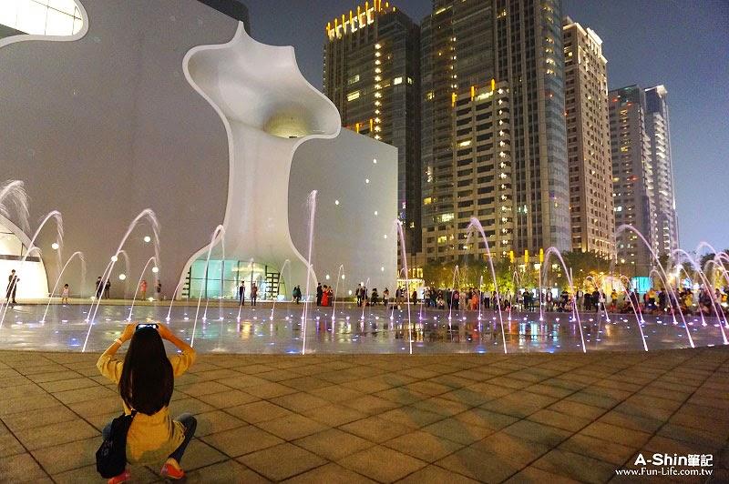 台中國家歌劇院 位置2