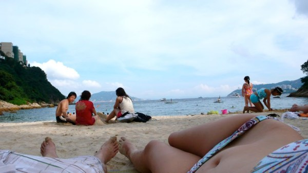 龜背灣 Turtle Cove Beach