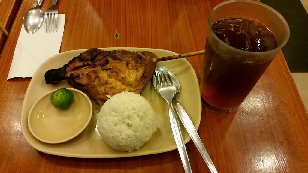 長灘島餐點&大蒜飯