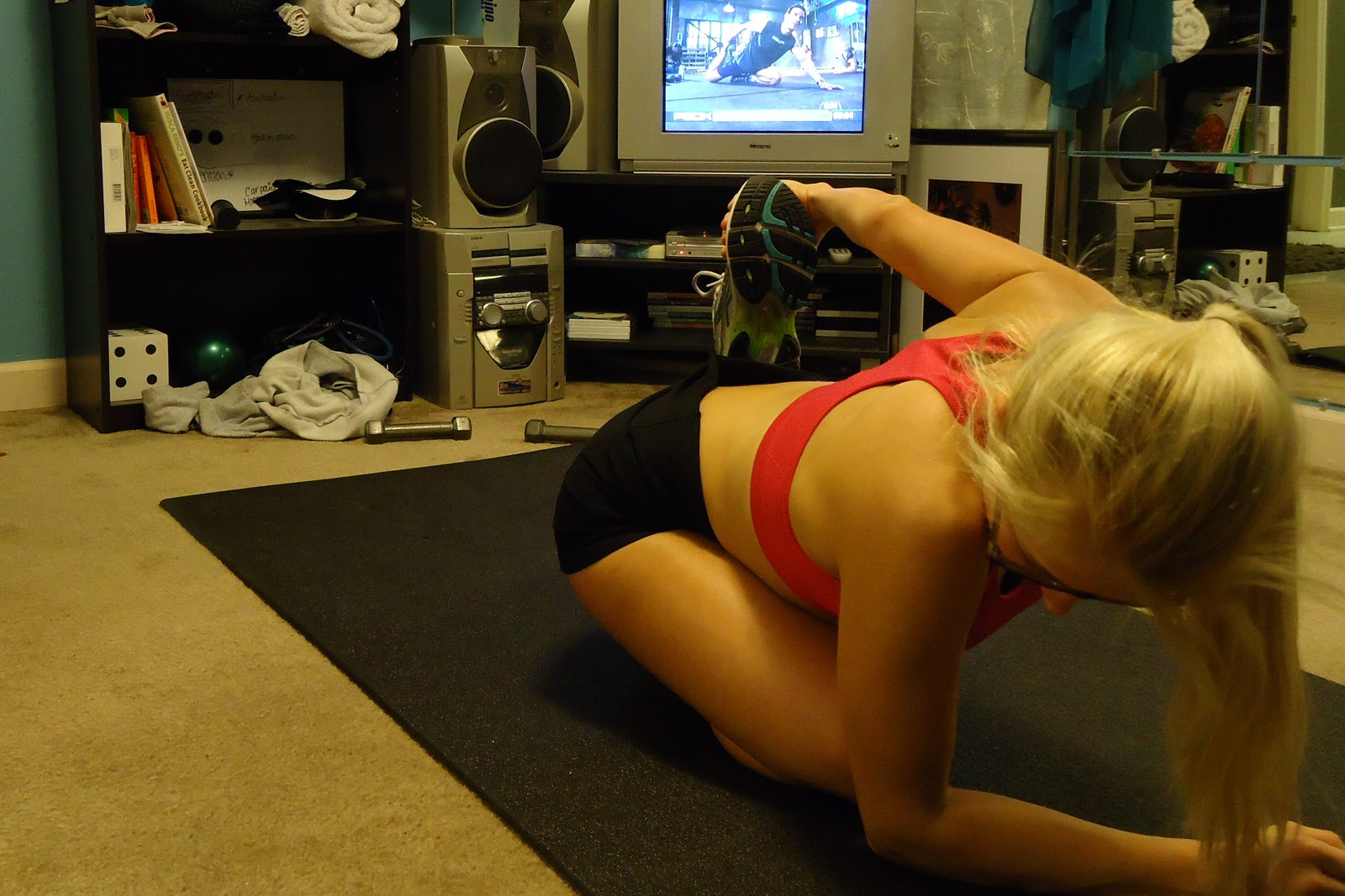 P90x Day 12 Legs And Back Ab Ripper X