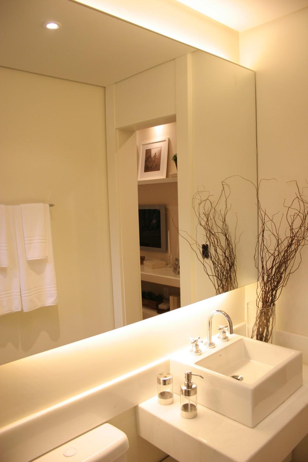 Atelier do Vidro Espelhos Banheiro
