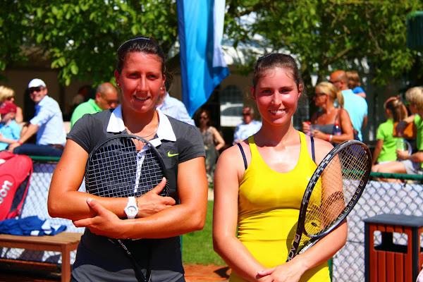 Tatiana Bua en Elien Crombez
