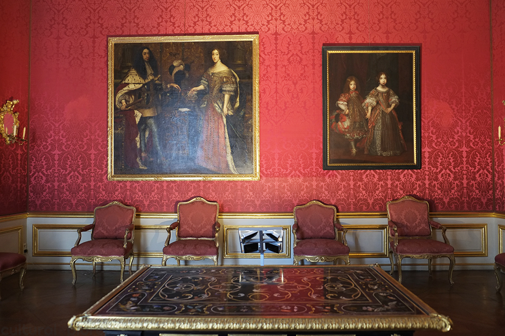 Antechamber Nymphenburg Palace