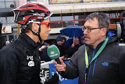 Niki Terpstra, start 68e dwars door Vlaanderen
