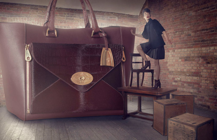 #英國 Harrods百貨公司:The Big Bag Theory 抓住女人的心! 4