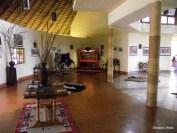 Rorkes Drift Hotel Reception