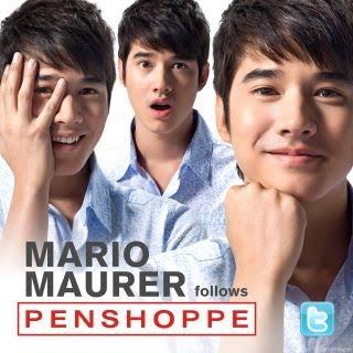 Mario Maurer Billboard for Penshoppe