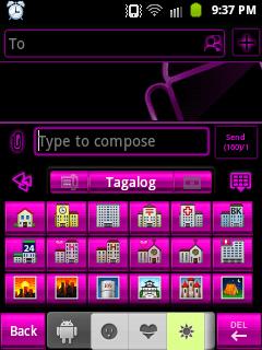GO Keyboard - Emoji Set 3