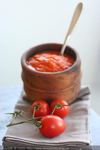 Cara Membuat Saus Tomat : membuat, tomat, TERAKREDITASI:, Membuat, Tomat