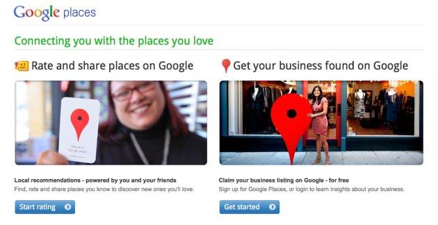 Google Places deja de usar reviews de hoteles de sitios de terceros