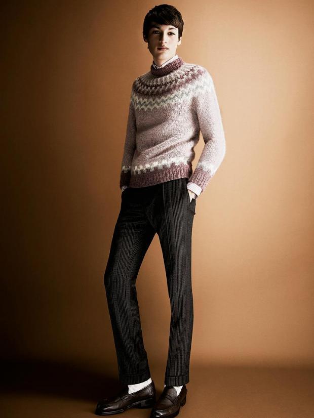 *Tom Ford男性最高指標2013AW形象:展現奢華復古紳士魅力 17