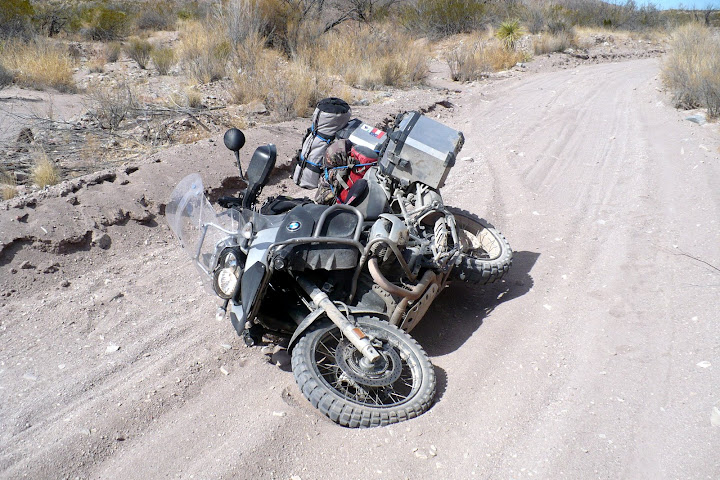 80 20 Tires On Mud Adventure Rider