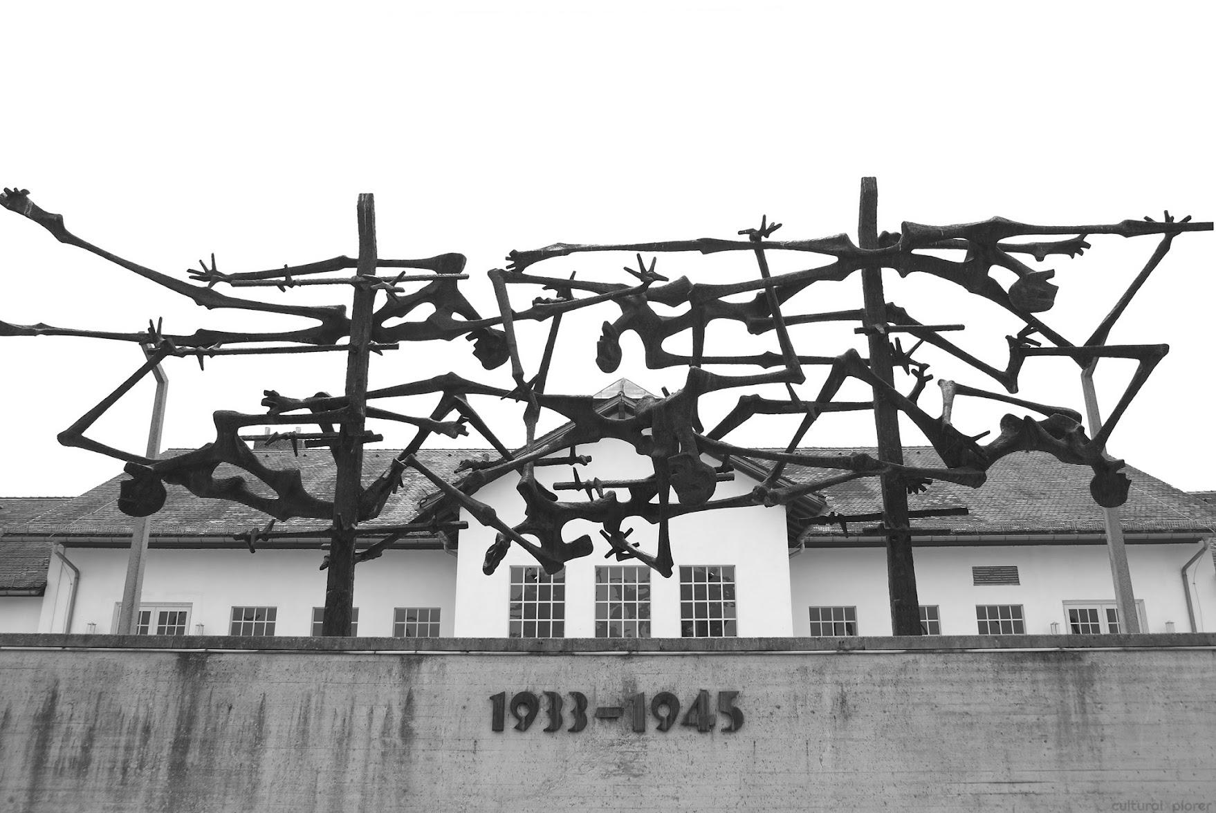 International Monument Nandor Glid Dachau
