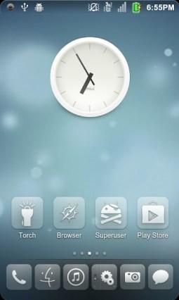App-Symbole miui anordnen