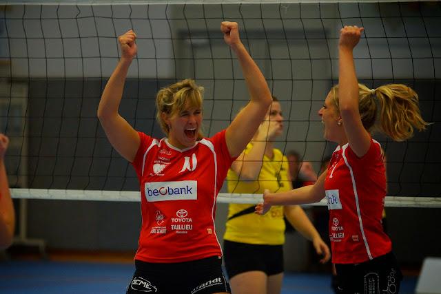 Charlotte Bostyn en Eline Van Parys