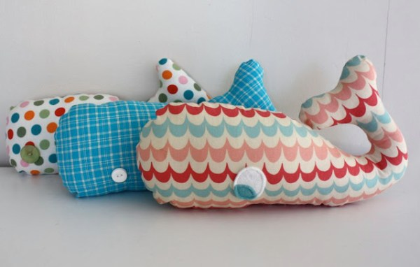Whale Softie tutorial