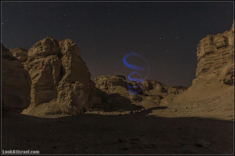 Странности в пустыне