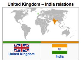 India - United Kingdom Relations