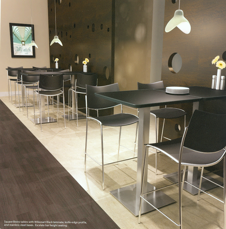 WoW  Quality Cafe  Bistro Tables and Chairs  Enhance