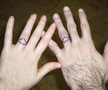 Wedding Ring Tattoos