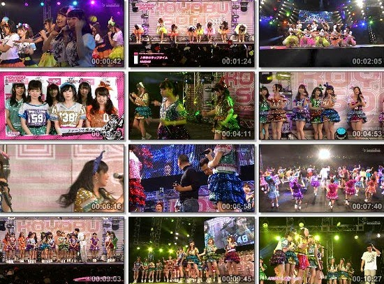 (TV-Music)(1080i) AKB48 NMB48 part – コヤブソニック2014 ファイナル 141116