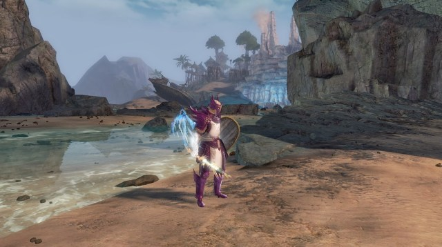 Guild Wars 2 Zenith Sword