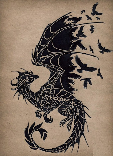 50 amazing dragon tattoos