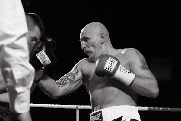 Ringo Verbauwhede, boksmeeting Harelbeke 22 maart 2014